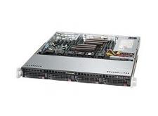 Серверы 1U (2 x CPU)